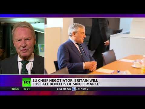 """Michel Barnier: """"Brexit means Brexit"""""""