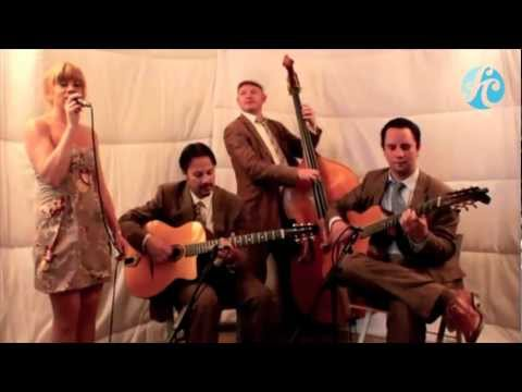 Spirit of Django - Medley | Gypsy Jazz Band Brighton | Hire from www.functioncentral.co.uk