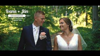 Ivana a Ján - Svadobný videoklip