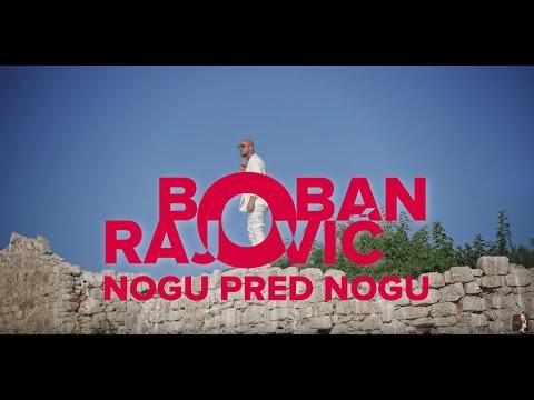 Смотреть клип Boban Rajovic - Nogu Pred Nogu