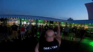 Лысый ЭТО ГВК на Свадьбе в Саранске