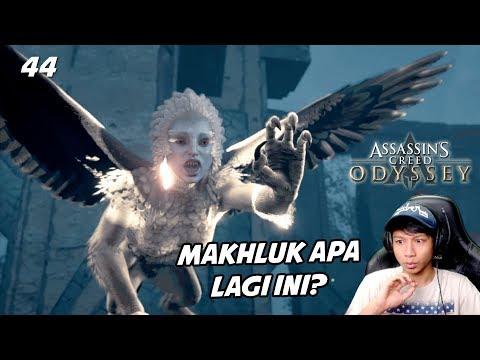 PATUNGNYA BISA HIDUP DONG KALO UDAH GELAP   Assassin's Creed Odyssey #44 (sub indo) thumbnail