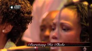 Spirit Of Praise 2 feat. Tshepiso - Baratang Ho Phela