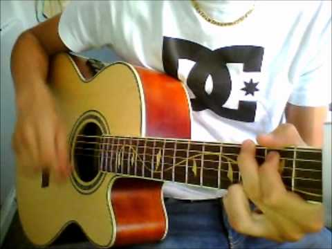 How to play Whatcha say jason derulo on guitar