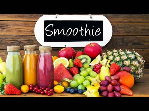Why Smoothie Is A Perfect Breakfast Choice For You? | Healthy Living Tips