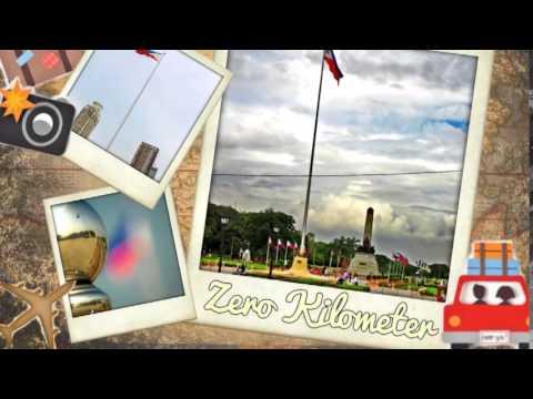 Tour Guiding at Rizal Park EARIST BST 2-3:  Rochelle Xyza Bobis (Mentor: Wilmer De Mesa)