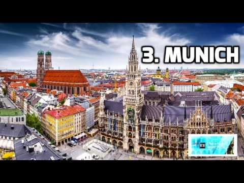 TOP 6 CITIES  TO VISIT IN GERMANY