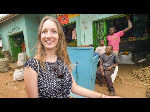 Rwanda - ulice Kigali, opowieść Jonasa