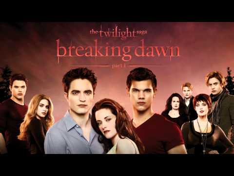 The Twilight Saga: Breaking Dawn Part 1 - Score Soundtrack - A Nova Vida