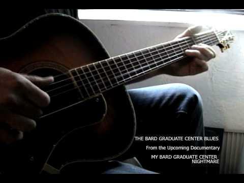 Bard Graduate Center Blues