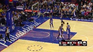 3rd Quarter, One Box Video: Philadelphia 76ers vs. Chicago Bulls
