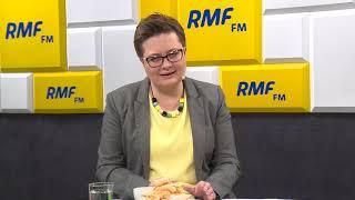 Katarzyna Lubnauer: Trzynasta emerytura? Wolelibyśmy dla wszystkich wyższą kwotę wolną od podatku