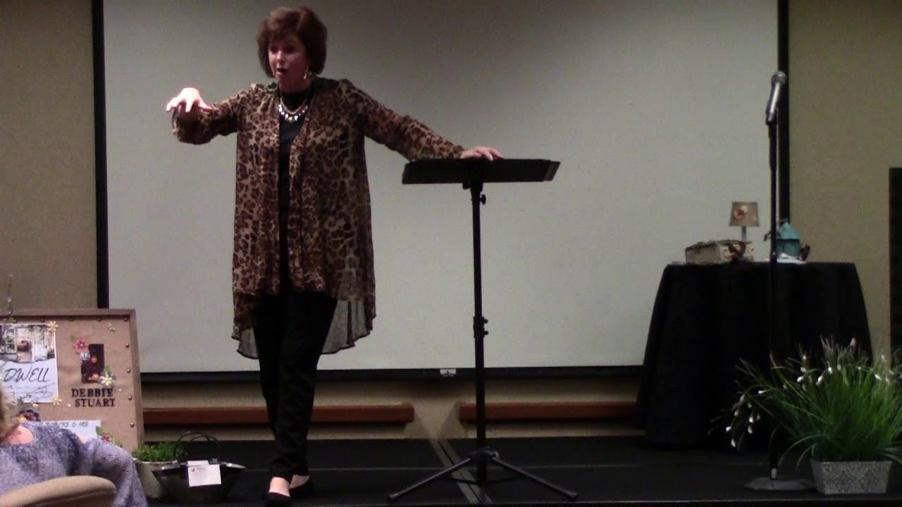 GR Women's Conference - Session 1 - Debbie Stuart