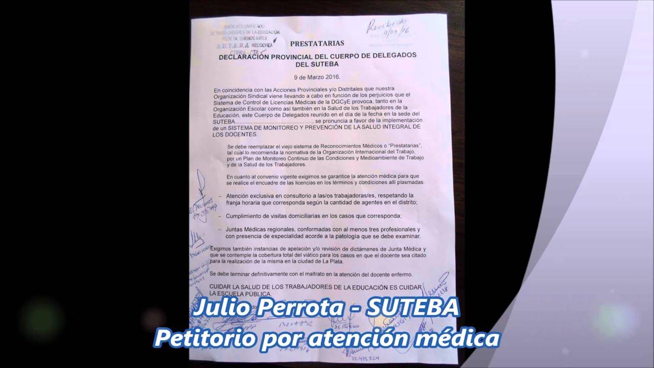Julio Perrota - YouTube