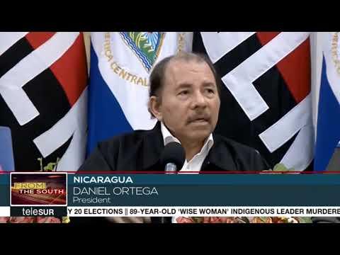Daniel Ortega GOVT representatives ready to dialogue