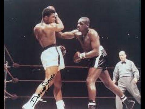 Muhammad Ali vs Doug Jones highlights