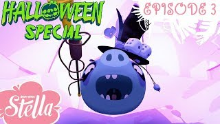 Angry Birds Stella | Night of the Bling - S2 Ep3 #Halloween