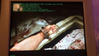 Попытка запуска Doom4 на древнем Pentium 4