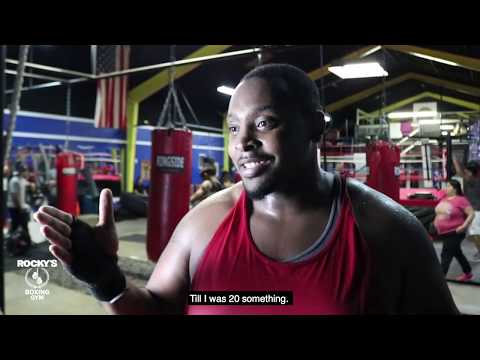 Rocky's Boxing Gym - Weight loss