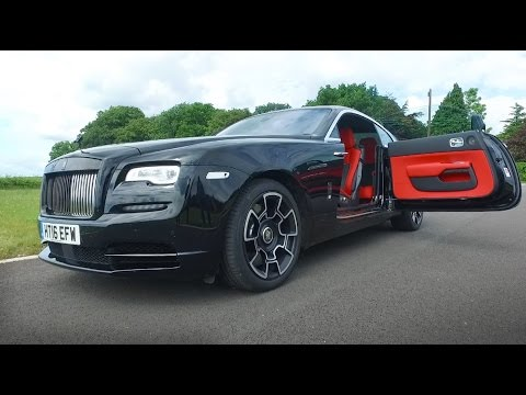 new rolls royce wraith black badge youtube. Black Bedroom Furniture Sets. Home Design Ideas