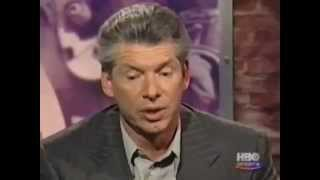 Bob Costas Talks with Vince McMahon About the #XFL 2001