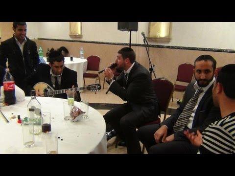 Eliran Elbaz & Avishai Eshel Neden Saçlarin Beyazlamis | אלירן אלבז ואבישי אשל שרים איברהים טטליסס