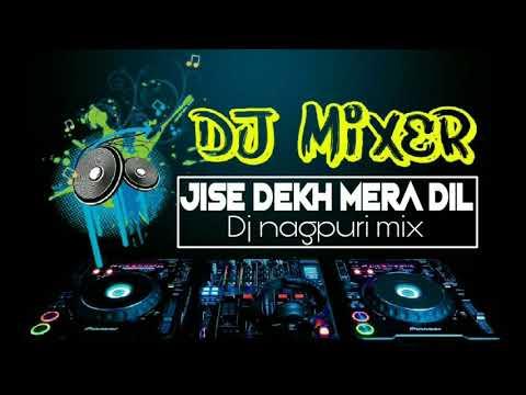 Jise Dekh Mera Dil Dhadka    Dj Hindi Mix