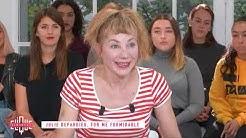 Julie Depardieu, for me formidable - Clique Dimanche - CANAL+