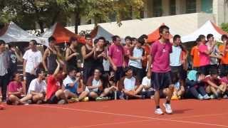 大甲高中破紀錄的兩跳174cm&177cm