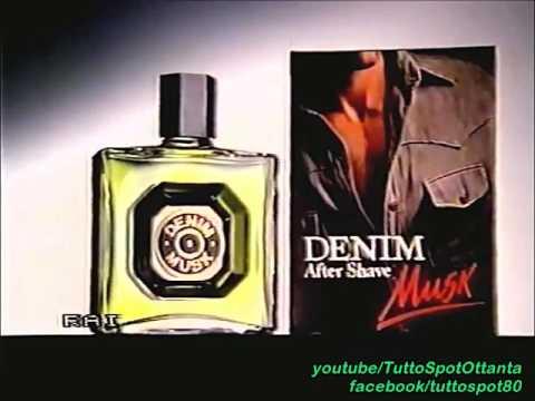 """Spot- DENIM Musk - 1985 """"PER L'UOMO CHE NON DEVE CHIEDERE MAI"""" (HQ) -  YouTube"""