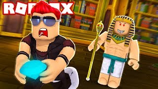 🔥 STEAL TREASURES FROM THE TEMPLE! | Roblox