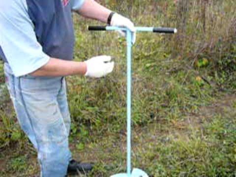 Купить. Описание и отзывы. Профессиональный ручной бур землебур бр-2 является универсальным буровым инструментом для решения широкого.