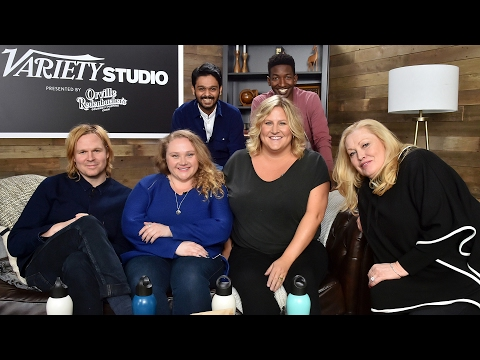 'Patti Cake$' Star Danielle MacDonald on Learning How To Rap - Sundance 2017