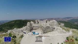 UNESCO is continuing the works on the Revitalization of Novobërdë/Novo Brdo Fortress thumbnail