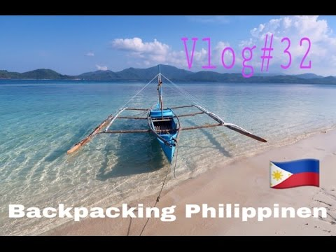 Tao Philippines Part 2 / El Nido nach Coron / Traumhafte Insel in Palawan / Backpacking / Vlog#32