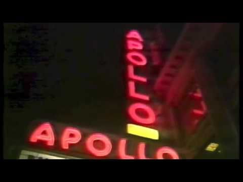 Harlem and the Apollo Theatre - 1987 rare footage