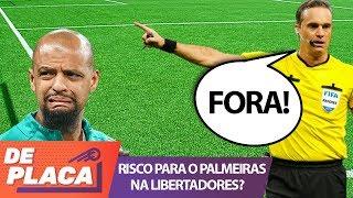 """""""Ter o FELIPE MELO no MATA MATA é um RISCO, e que eu correria"""", dispara Alê Oliveira!"""