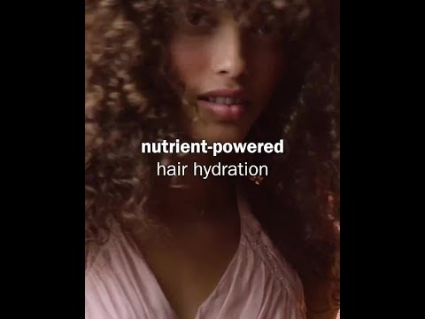 Aliana King Featured in Aveda Commercial, Jan 2020