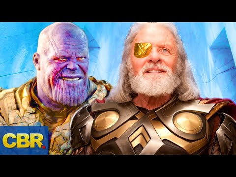 Thor's Father Was Responsible For Thanos' Rise To Power