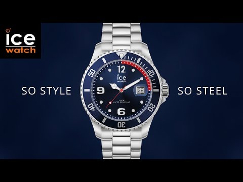 Ice-Watch X ICE Steel : So Style, So Steel!