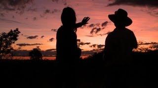 Undara & Cobbold Gorge travel video guide Queensland Australia
