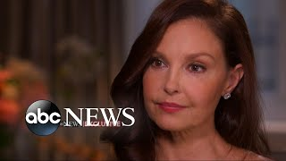 Ashley Judd reflects on how she handled alleged Weinstein encounter