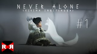 Never Alone: Ki Edition (By E-Line Media) - iOS / Android - Walkthrough Gameplay Part 1