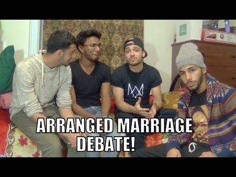 ARRANGED MARRIAGE DEBATE!