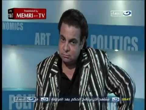Egyptian Actors on Candid Camera Show Turn Violent When Told Channel Is Israeli MEMRI TV