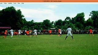 Best Local Football Play Match In This Season