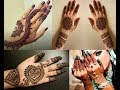 Top 10 henna mehndi designs for girls hands / beautiful mehndi photos images pics collection 2017