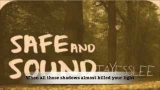 Jayesslee - Safe and Sound (Studio Version) - Lyrics Video