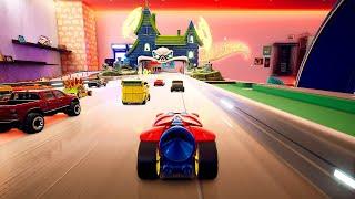 Hot Wheels Unleashed - Final Boss Race & Rewards (Career Mode Ending)