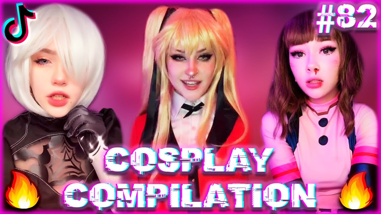 🔥 BEST Tik Tok COSPLAY Anime COMPILATION #82 ● CUTE KAWAII GIRLS ● With SONG Titles | BESTO WAIFU 🔥